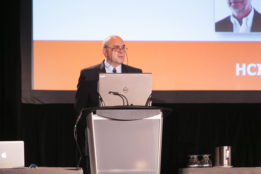 Constantine Stephanidis, General Chair of HCII 2016